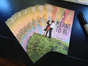 Meant to Be Postcards